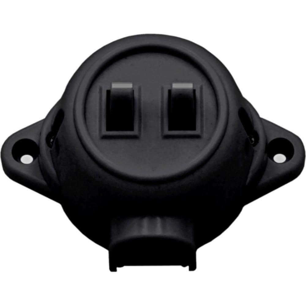 Двухклавишный выключатель svet а5-10-5119 серия ретро sv0302-0020