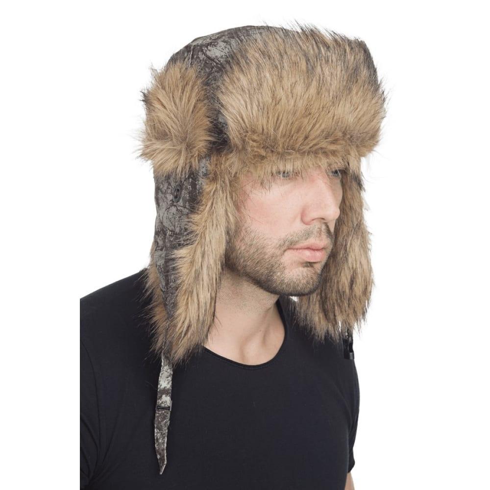Зимняя шапка sobol, олива камни, шап 568/60