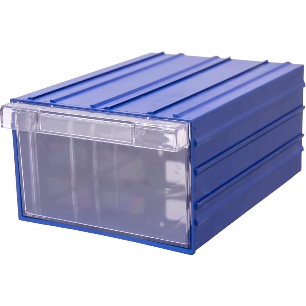 Ящик sembol plastik прозрачный, в комплекте с корпусом 19313