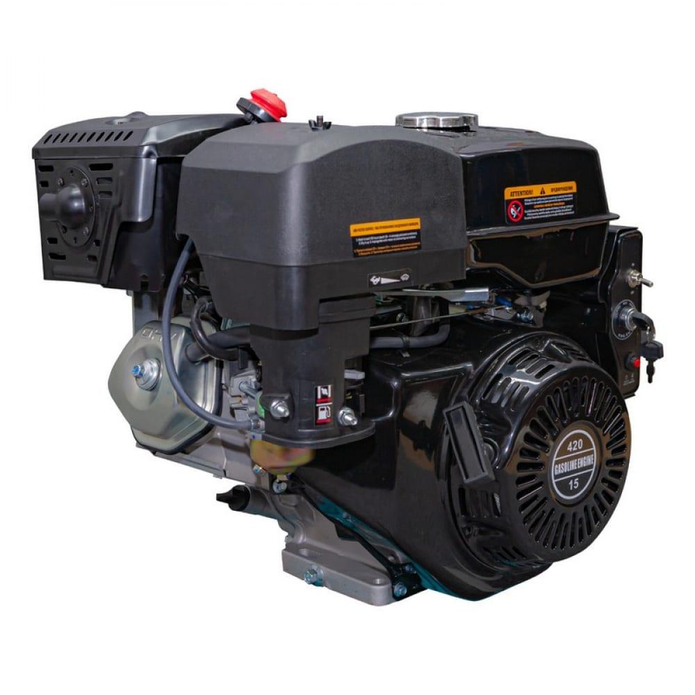 Двигатель dk192fe-s 17 лс, зимний dinking дви072