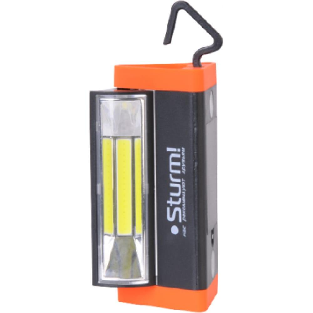 Фонарь-прожектор sturm мини 4051-05-150