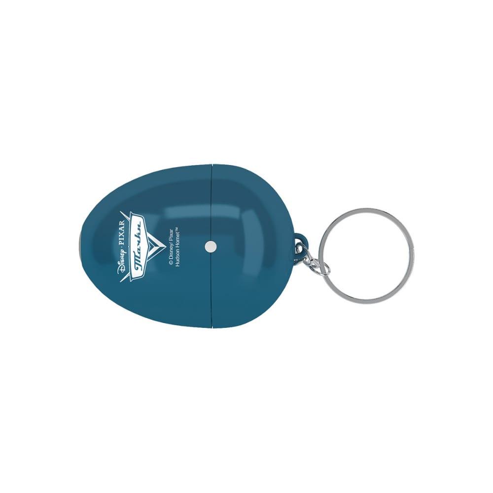 Мультфонарик-брелок фотон кр-0904-1, disney/pixar тачки, синий 23307