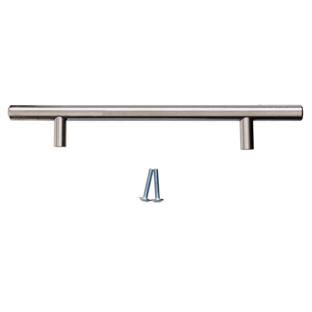 Ручка-рейлинг mebax d=12мм, 288/368мм под нержавеющую сталь 00-00000301
