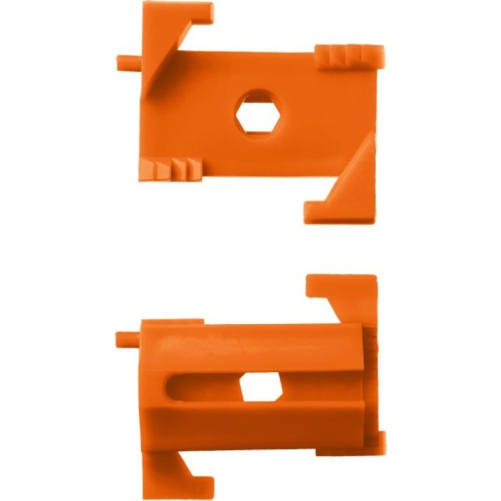 Система крепления штукатурных маяков зубр винт-100 100шт 30955-100
