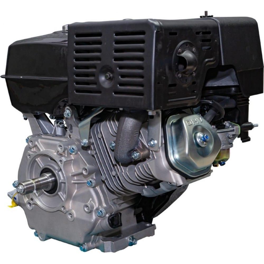 Двигатель dk190f-c 15 лс, ручной стартер, датчик масла dinking дви068