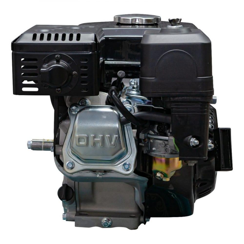 Двигатель dk168f-1-c 6 лс, ручной стартер dinking дви066
