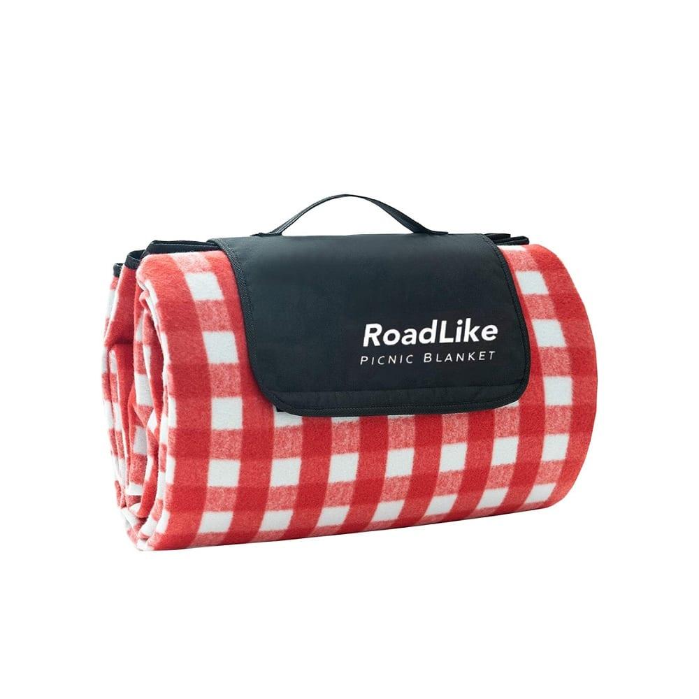 Купить Коврик для пикника roadlike picnic красный 335128