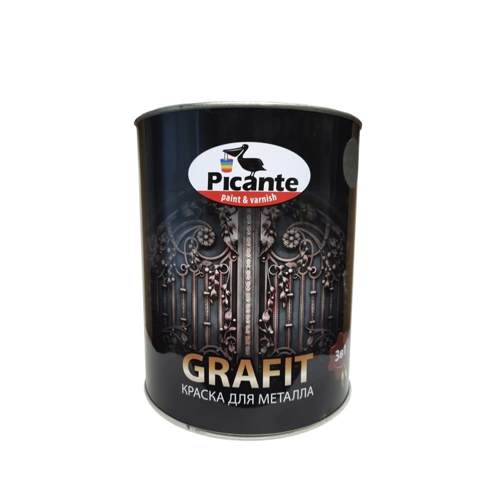 Купить Декоративная краска picante grafit бронза 11110-1704.вв