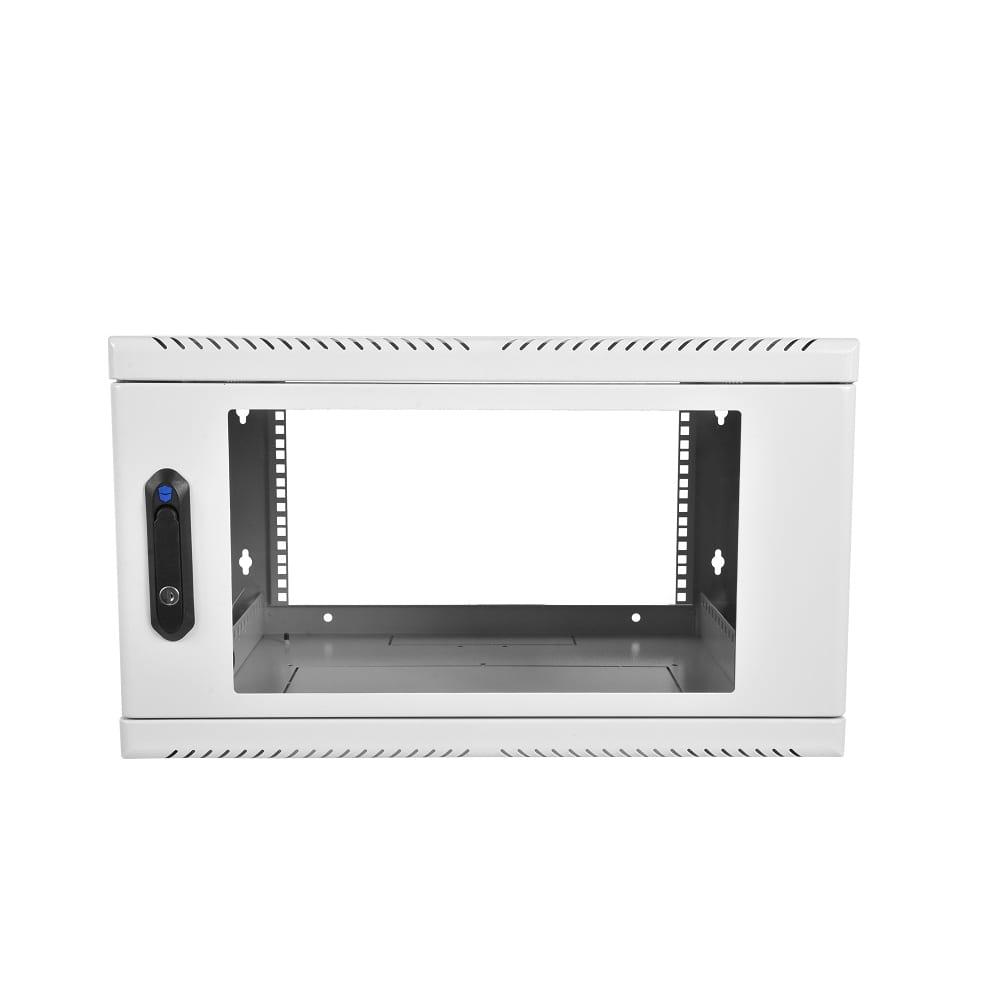 Купить Телекоммуникационный настенный шкаф цмо, 19, 15u, дверь: стекло, сварной, серый шрн-15.650