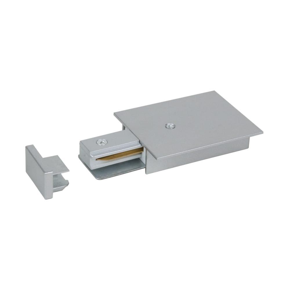 Купить Ввод питания и торцевая заглушка для однофазного встраиваемого шинопровода elektrostandard trpf-1-ch a050166
