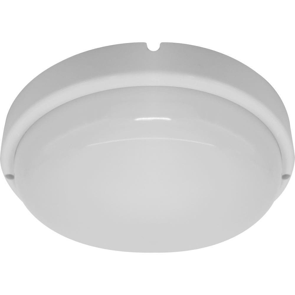 Светодиодный светильник feron al3005 18w 1440lm 6500k в пластиковом корпусе, ip65, белый, 41342