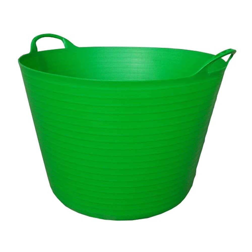 Купить Корзина helex зеленая, 42 л h842