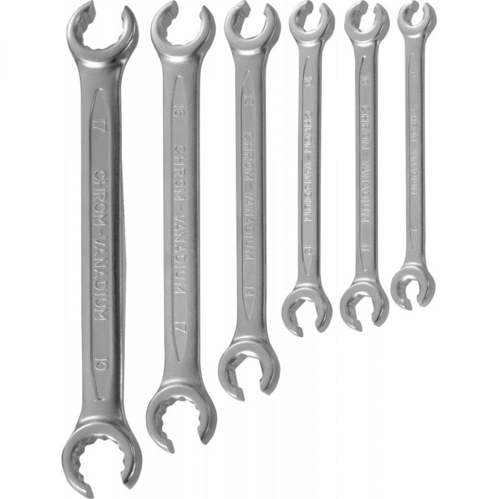 Купить Набор разрезных ключей jonnesway w24106s