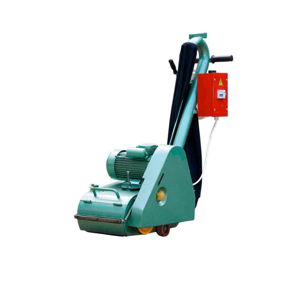 Циклевочная (паркетошлифовальная) машина мисом со-206