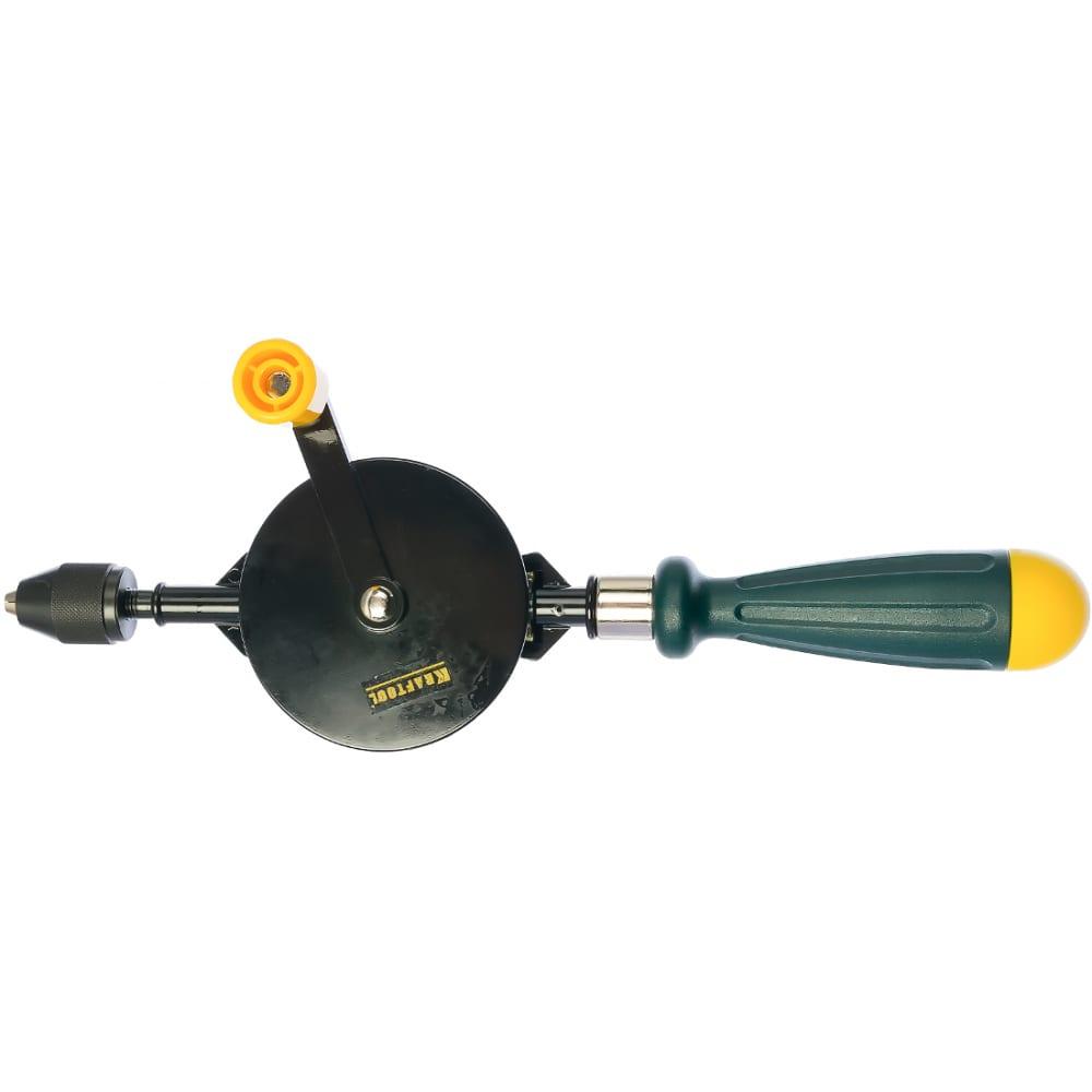 Ручная дрель kraftool 29025