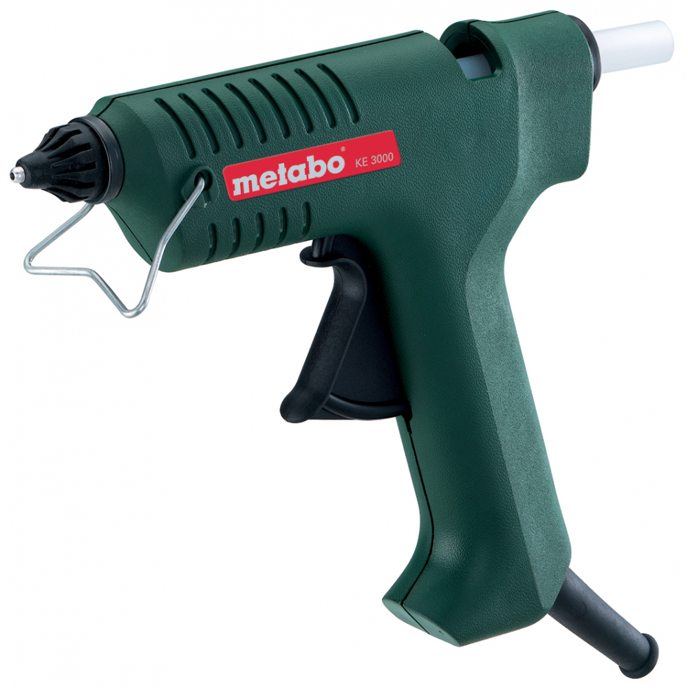 Клеевой пистолет metabo ke 3000 618121000