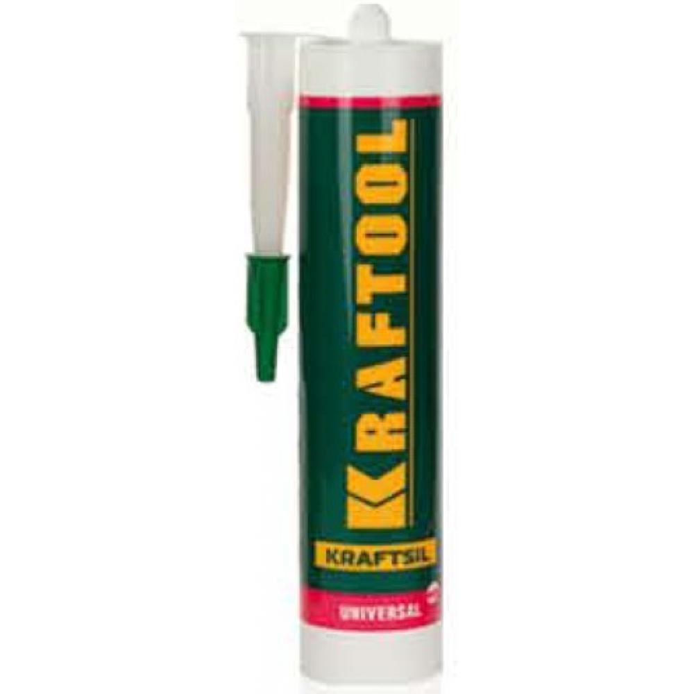 Силиконовый герметик kraftool 41253-2