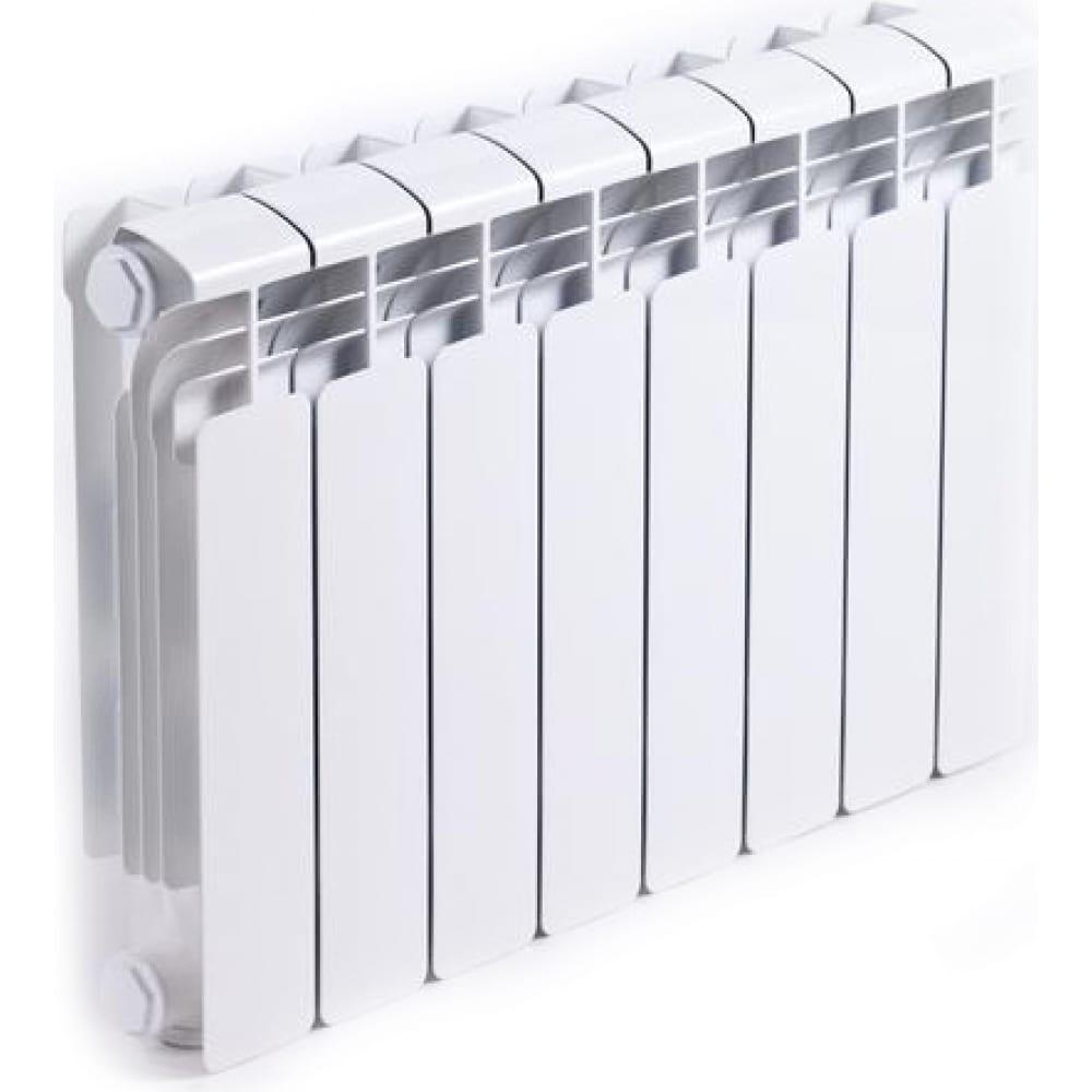 Алюминиевый радиатор rifar alum 350 10 сек.  - купить со скидкой