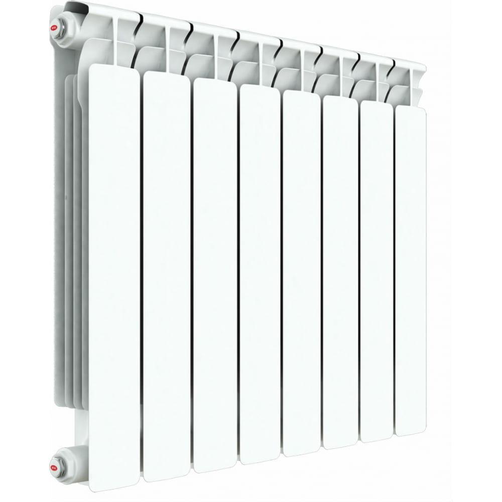 Купить Биметаллический радиатор rifar alp-500, 6 секций