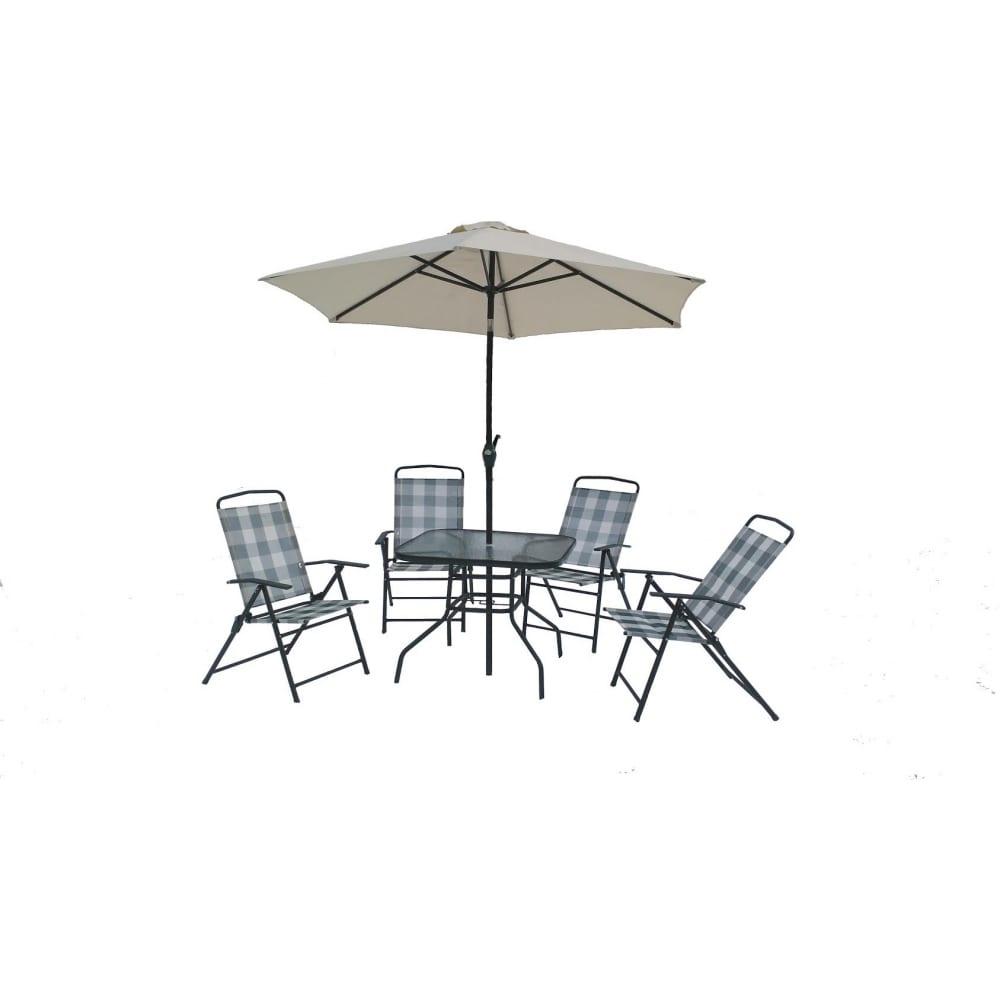 Набор мебели кемпинг венеция kf-006