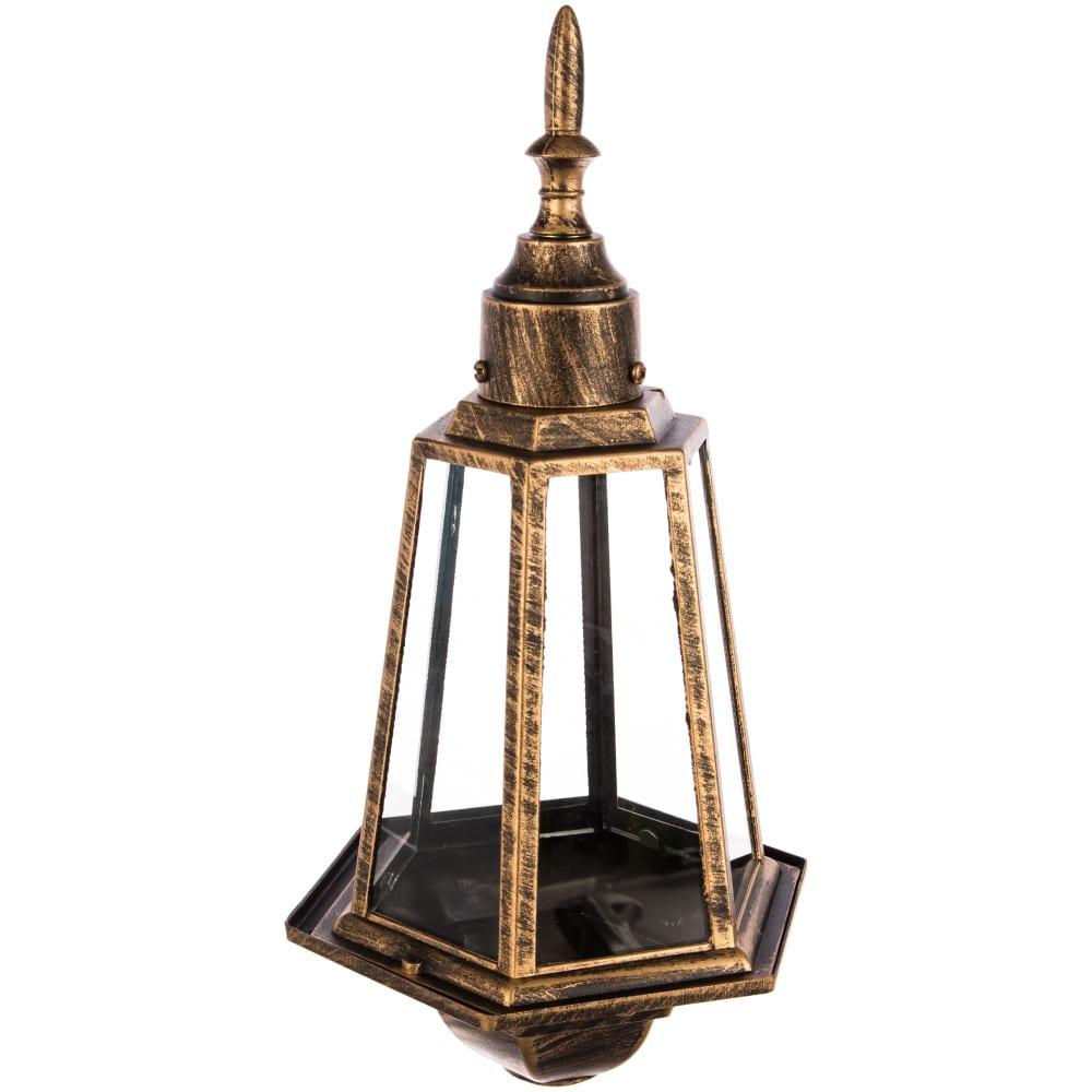 Улично-садовый светильник, бронза, 60вт camelion, 4103, 5644