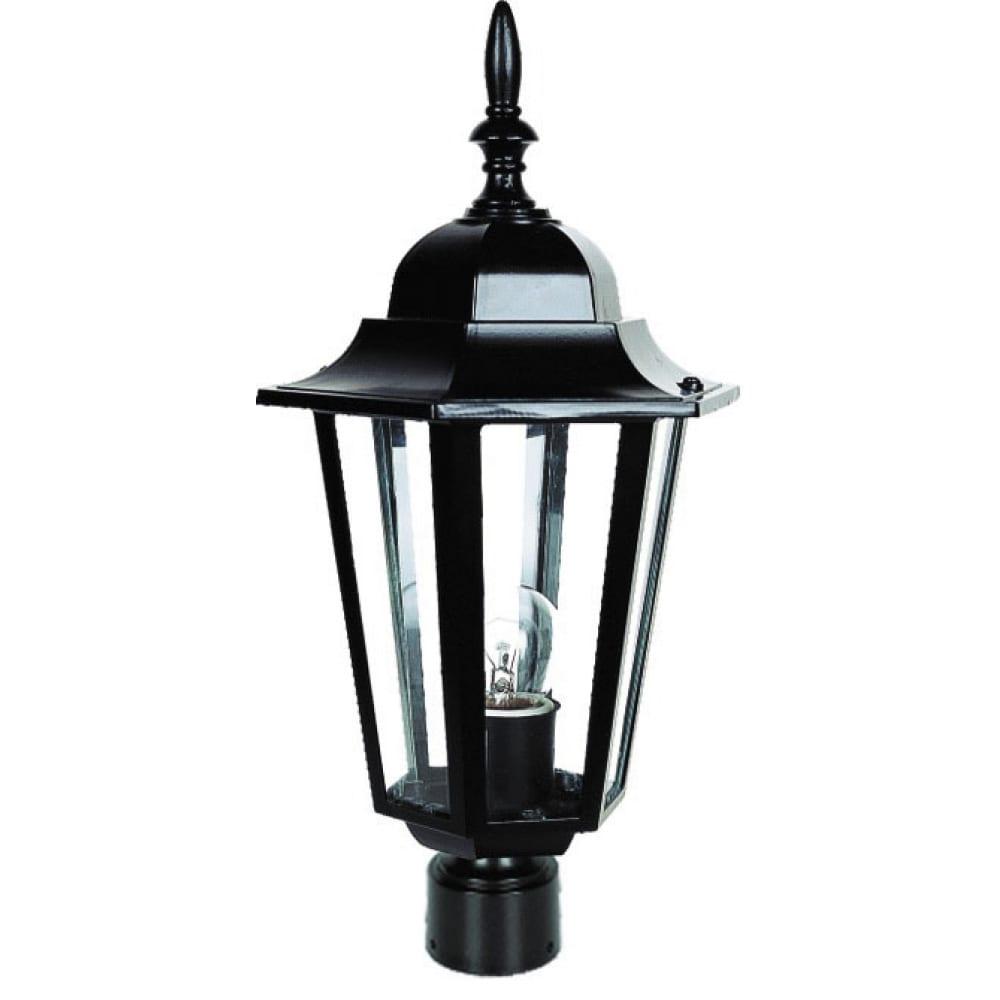 Улично-садовый светильник, черный, 60вт, camelion, 4103, 3659