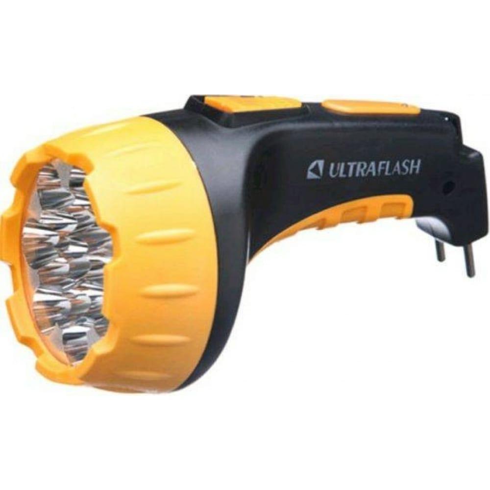 Аккумуляторный фонарь ultraflash, led3815