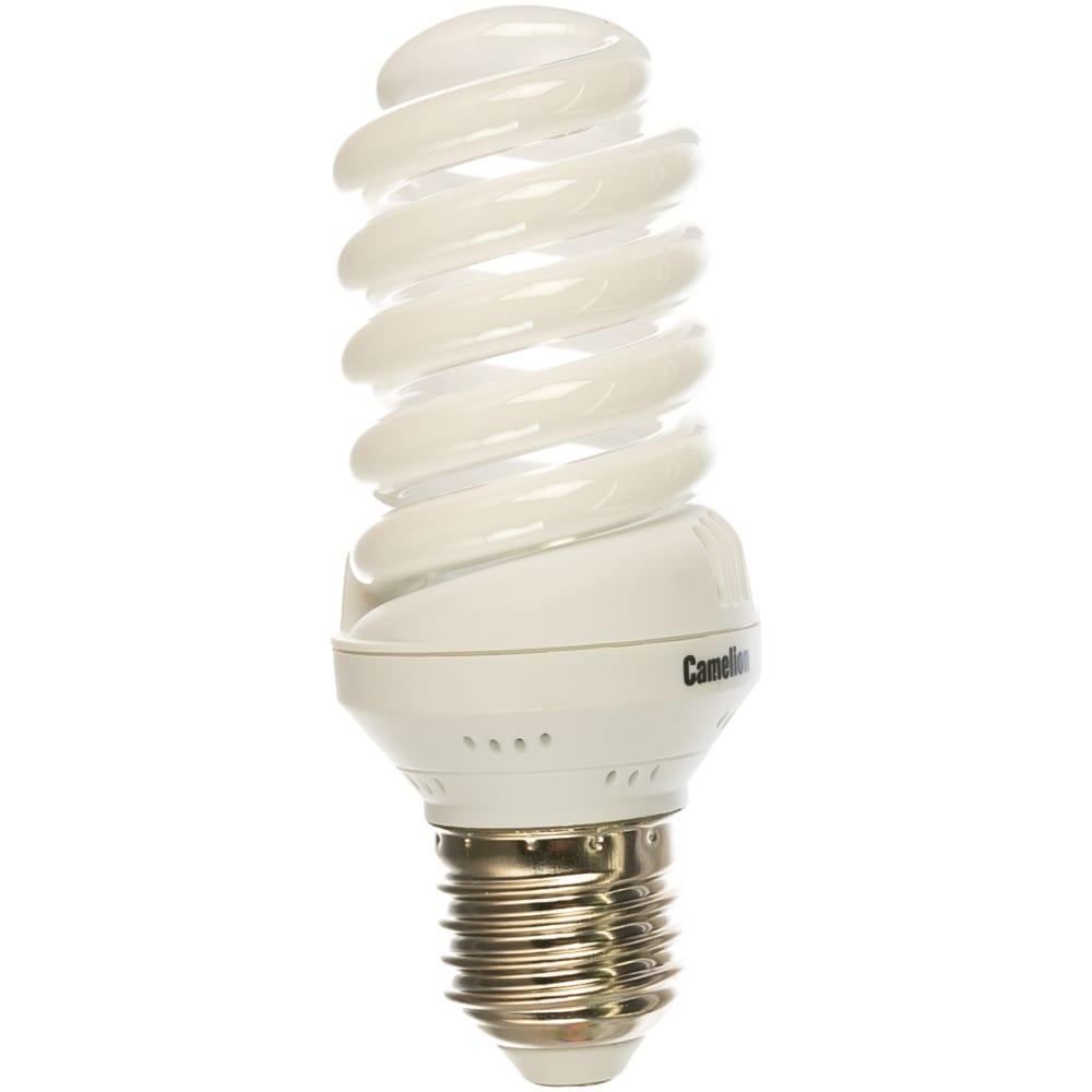 Энергосберегающая лампа 20вт camelion lh20-fs-t2-m/842/e27, 10523