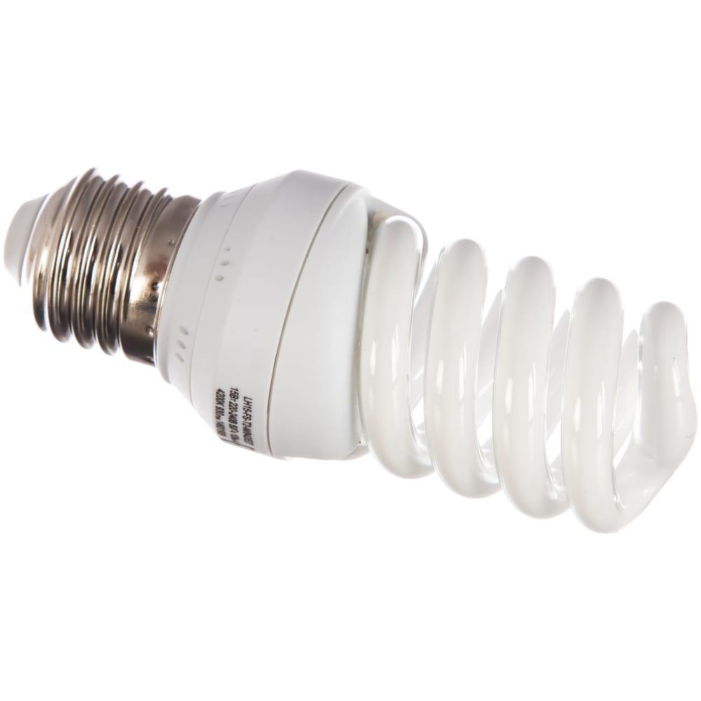 Лампа энергосберегающая 26вт camelion lh26-fs-t2-m/842/e27 10588