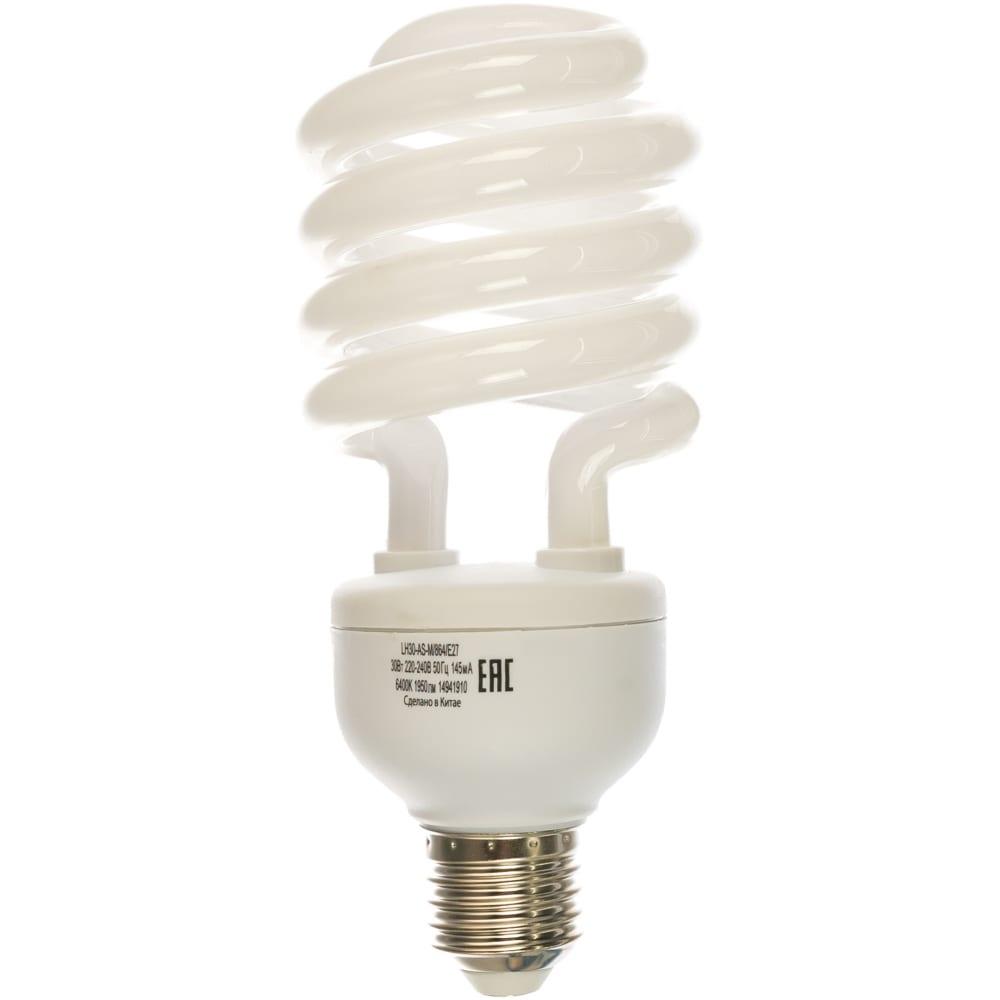 Энергосберегающая лампа 30вт camelion lh30-as-m/864/e27, 7981
