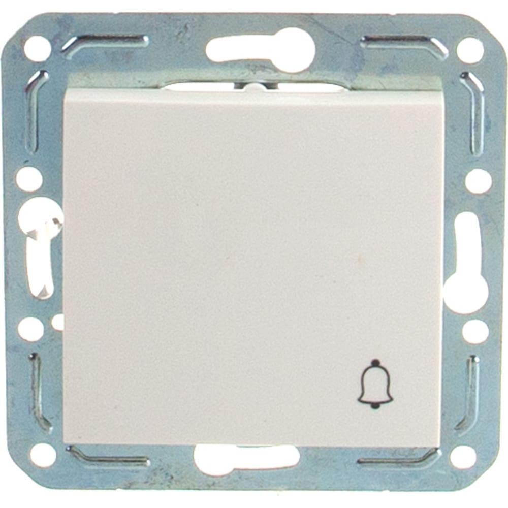Кнопочный выключатель volsten v01-11-z11-m, magenta, 9015  - купить со скидкой