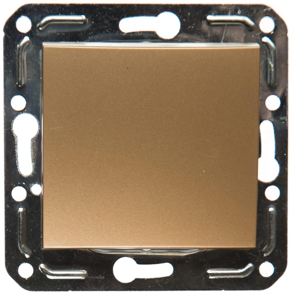 Купить Проходной выключатель volsten magenta dorado v01-16-p11-m 10040