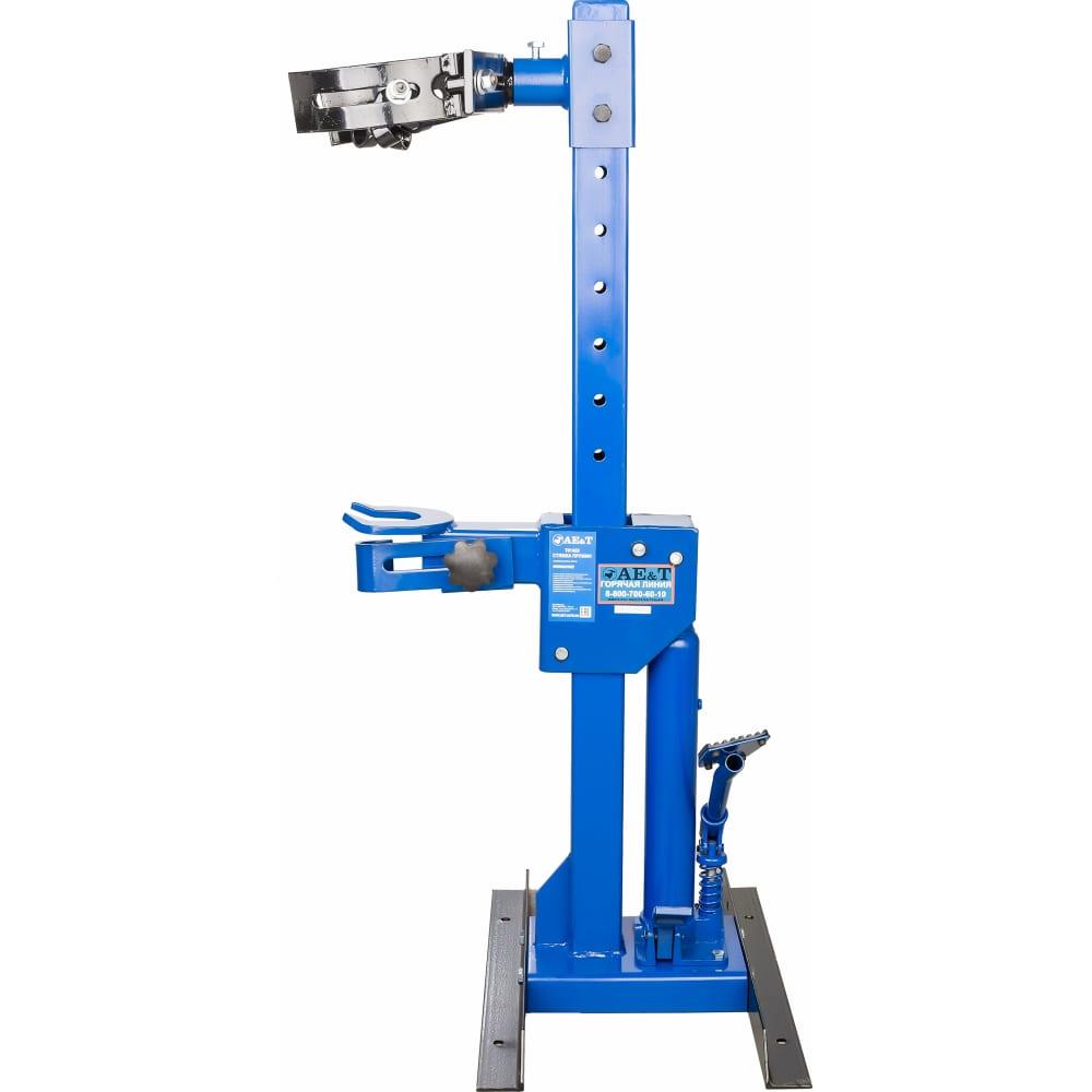 Стационарная стяжка пружин ae&t 990 кг t01402
