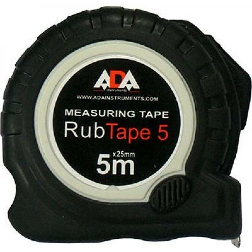 Измерительная рулетка ada rubtape 5 а00156