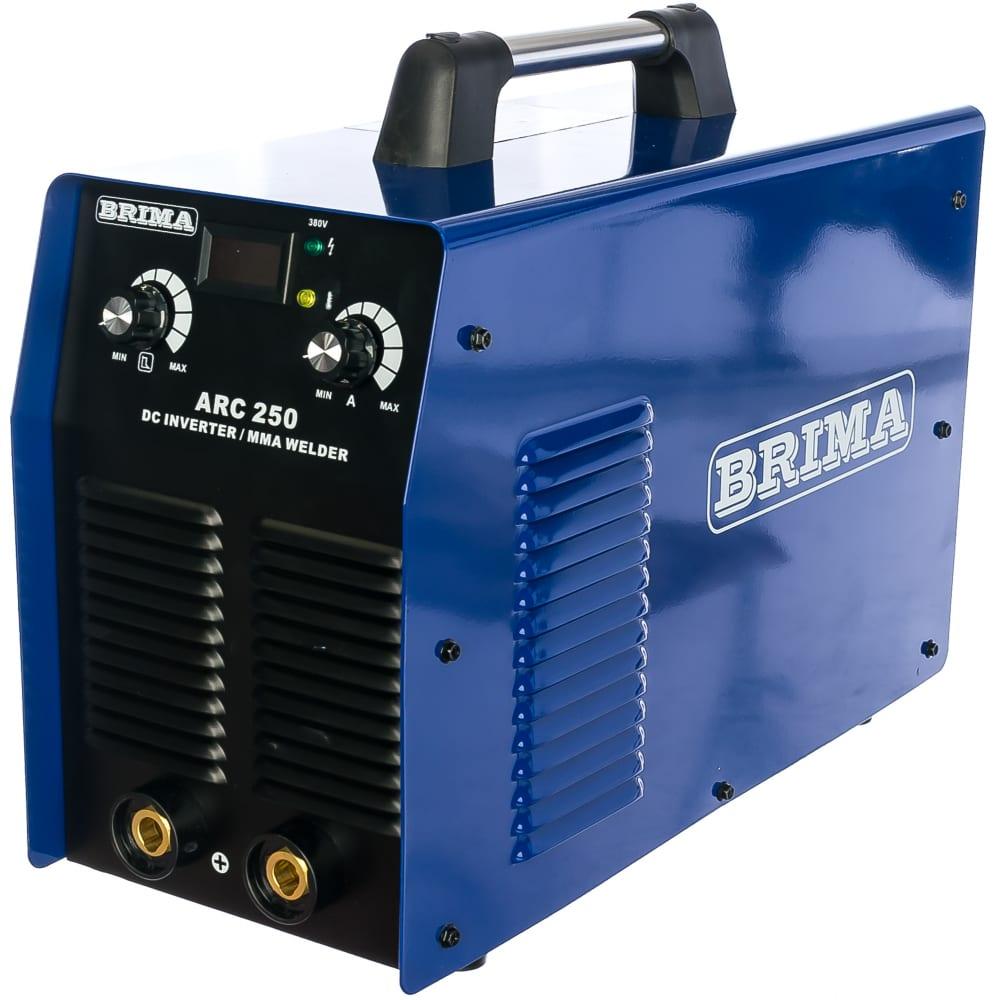 Сварочный инвертор brima arc-250 380в