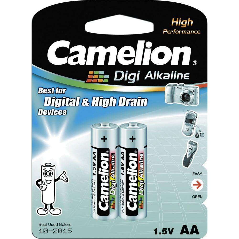Купить Батарейка 1.5в camelion, lr 6 digi bl-2, 9249