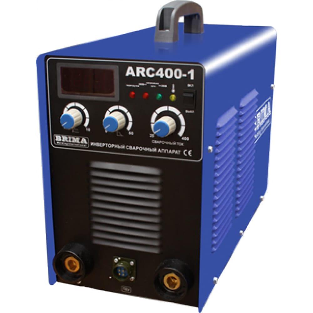 Сварочный инвертор brima arc-400-1