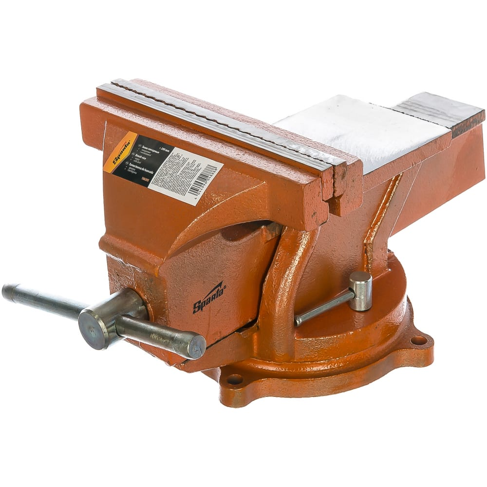 Слесарные тиски sparta 200 186295