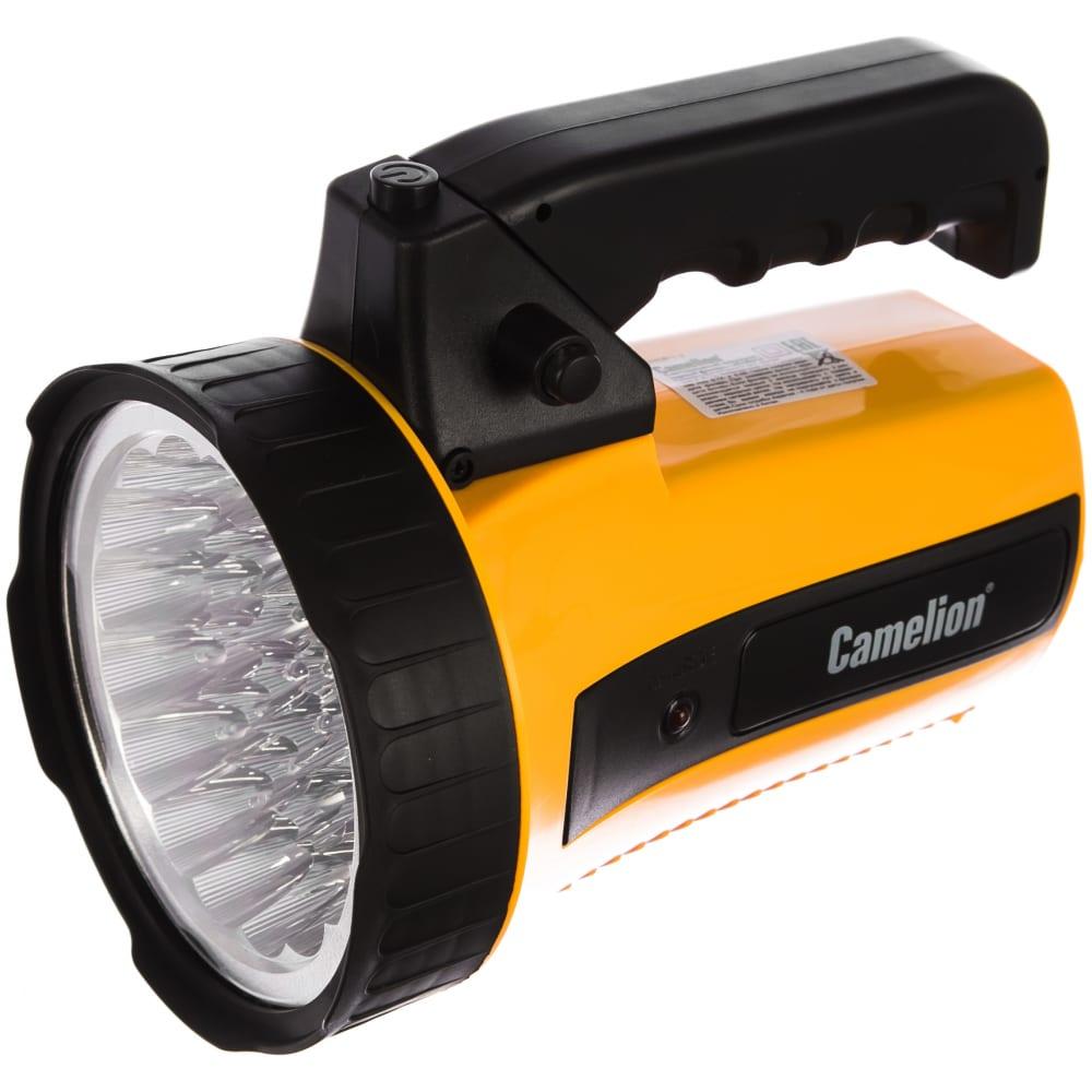 Аккумуляторный фонарь camelion led29315, 10469