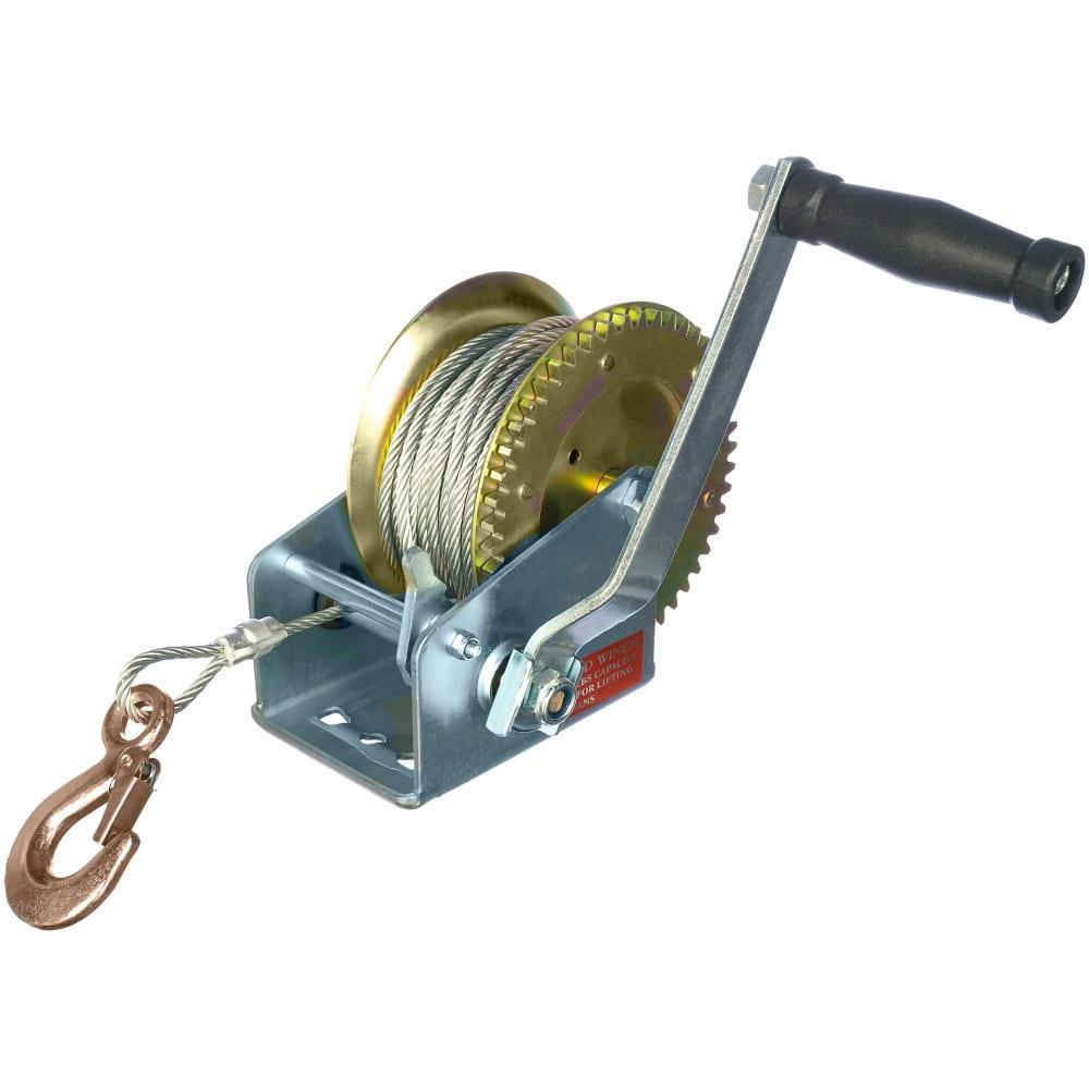 Купить Барабанная мини лебедка стелла wh16-20