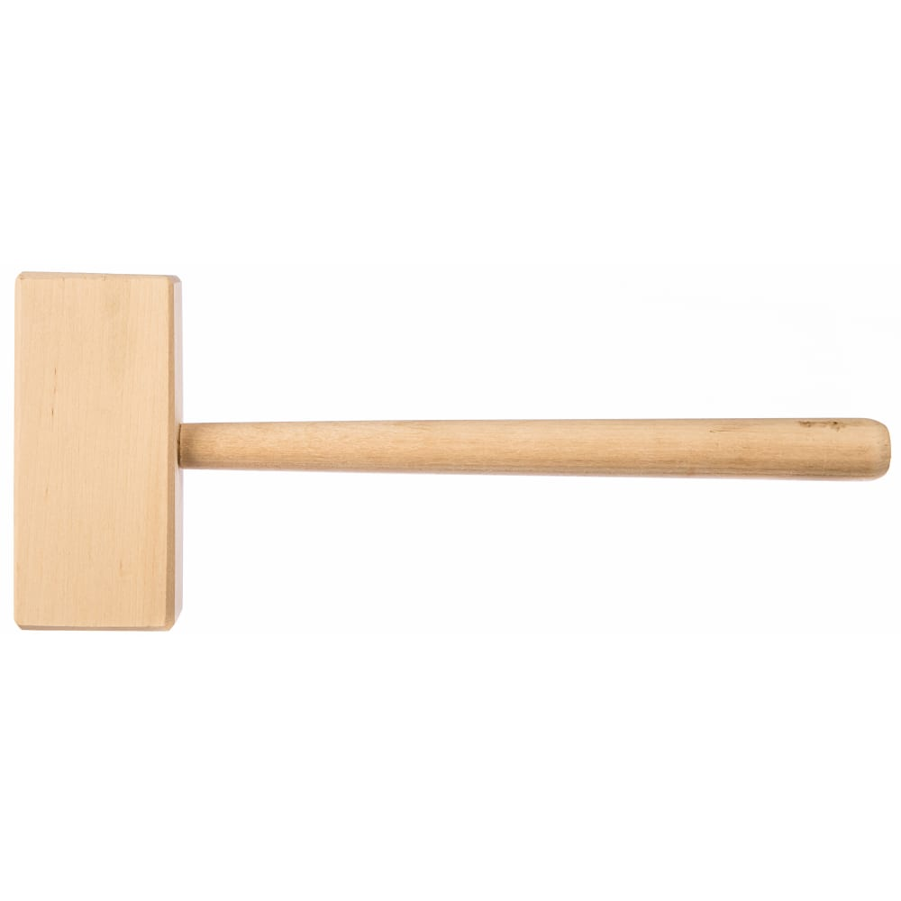 Деревянная киянка 120 мм рос 45602