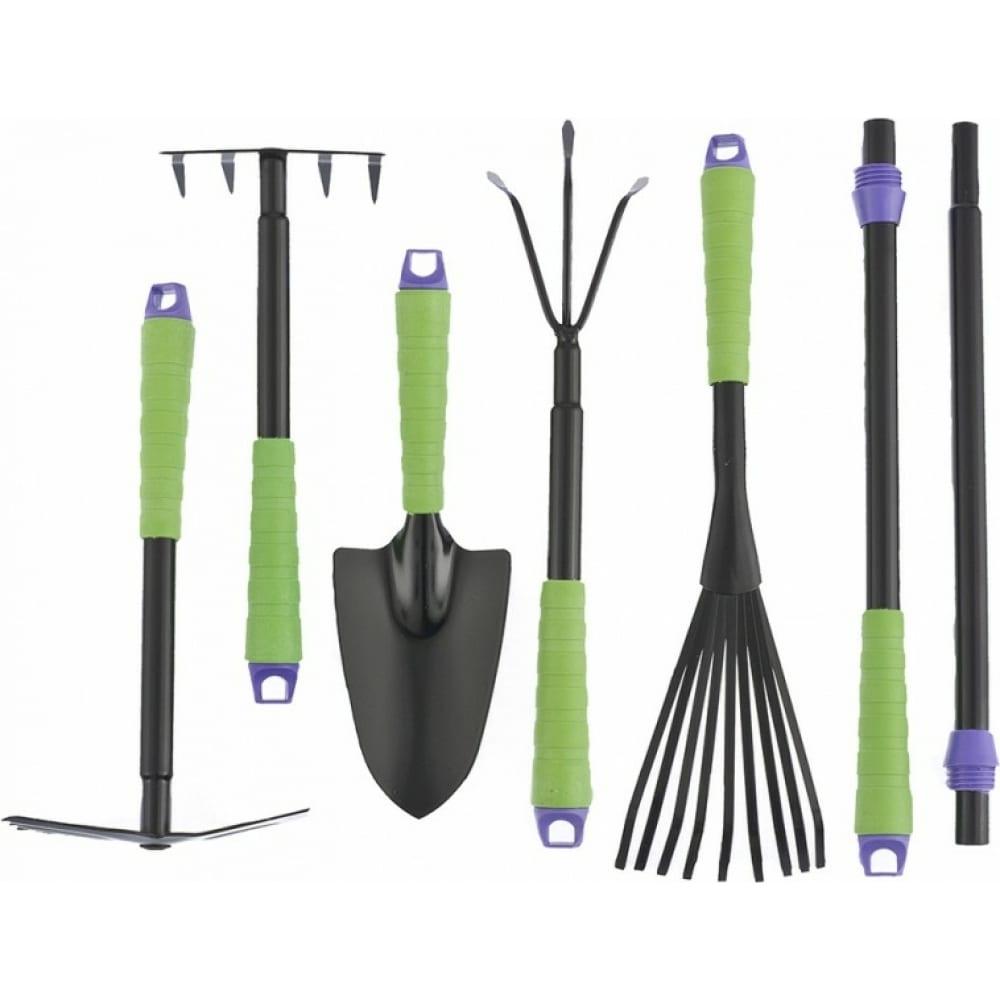 Набор садовых инструментов palisad 63020