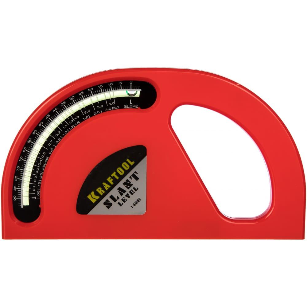 Уровень-угломер 90 градусов kraftool 1-34851