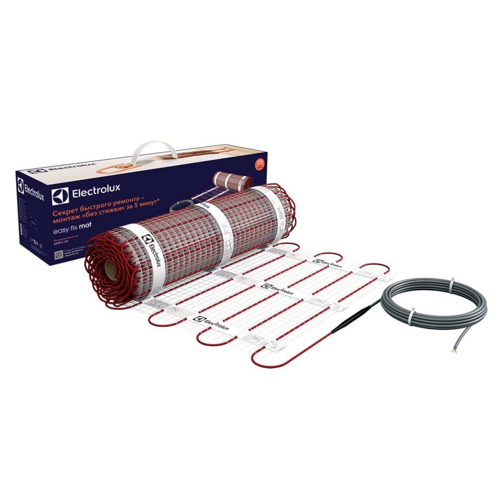 Теплый пол electrolux eefm 2-150-3,5