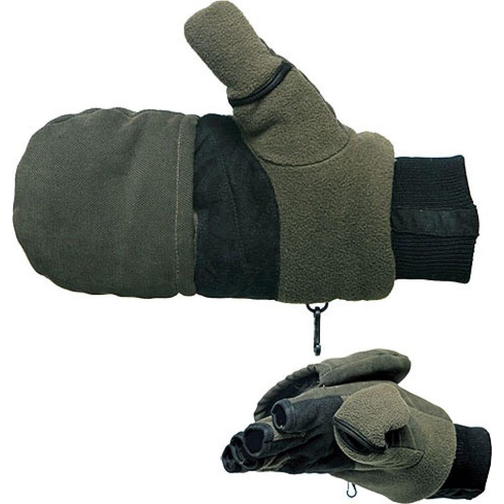 Перчатки-варежки с магнитным фиксатором norfin р.xlРукавицы<br>Вес: 0.14 кг;<br>Материал: флис ;<br>Тип: утепленные ;