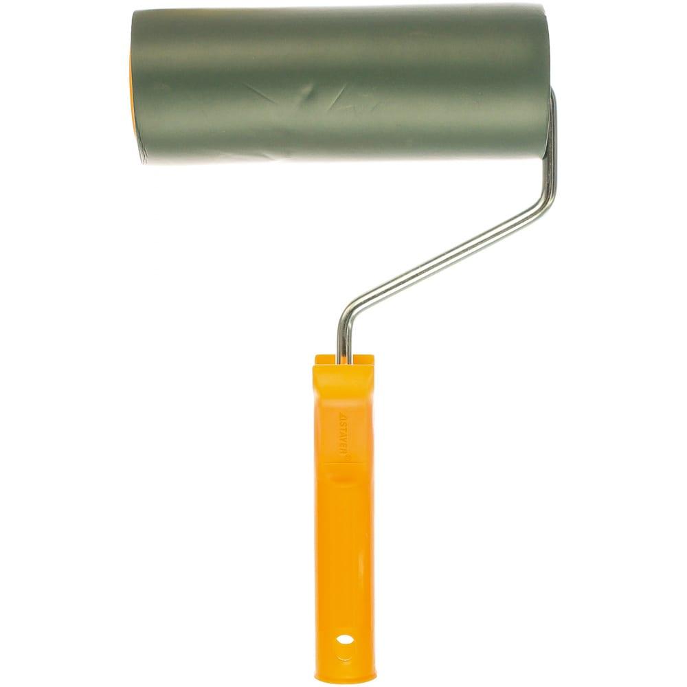 Прижимной полиуретановый валик 64x180мм stayer 03913-18