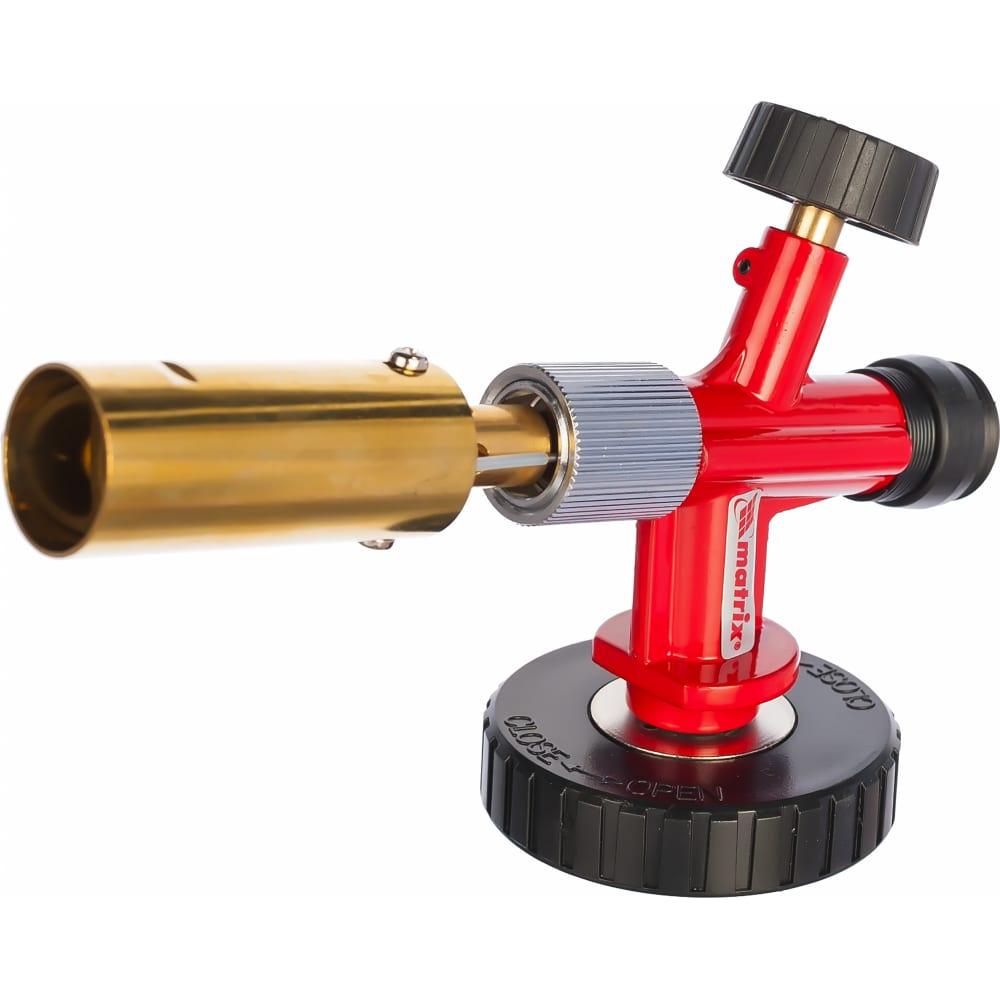 Профессиональная газовая горелка matrix 91426