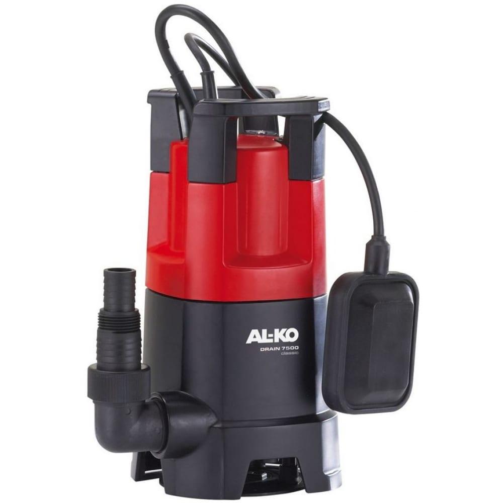 Купить Погружной насос al-ko drain 7500 classic 112822