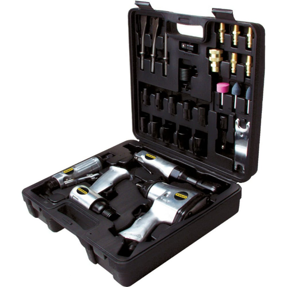 Набор пневмоинструмента abac 34 предмета 8973005156 (8221074 8973005577)