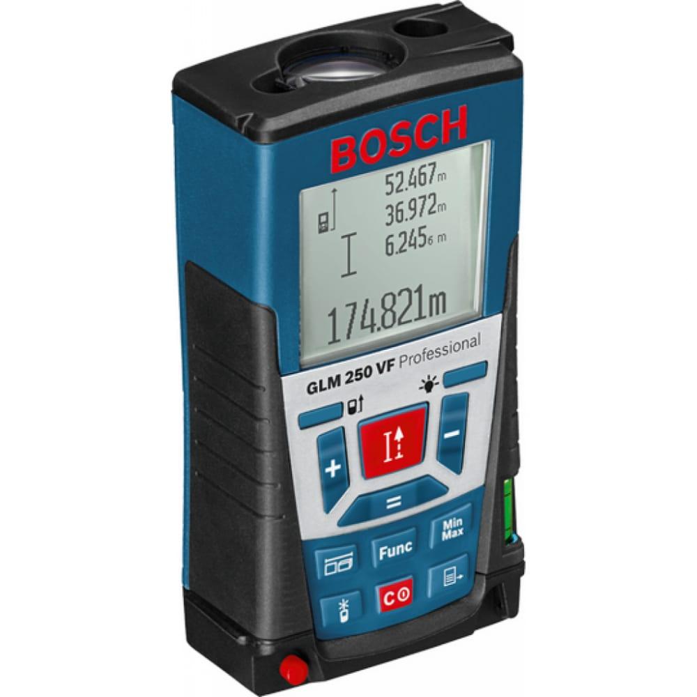 Лазерный дальномер bosch glm 250 vf prof 0.601.072.100